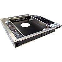 Фрейм-переходник Grand-X HDD 2.5'' to notebook ODD SATA/mSATA (HDC-25N)