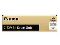 Фотобарабан Canon C-EXV34 Yellow для IRAC2020/2030 series