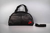 Спортивная сумка Nike ( красный логотип 2 )