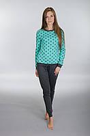 Пижама женская Wiktoria 107 Размеры: L,XL,XXL