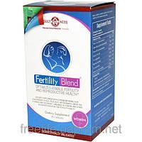 Фертильная смесь для овуляции и восстановления цикла, (витамины для женщин), Daily Wellness Company