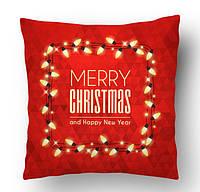 Оригинальный подарок подушка новогодняя. Подушка сувенирная. Подушка  новогодняя. Новогодняя подушка в подарок