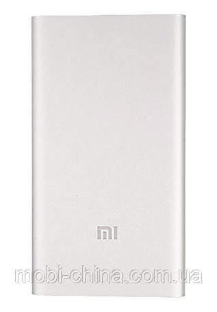 Универсальная батарея Xiaomi Mi power bank 5000mAh Silver