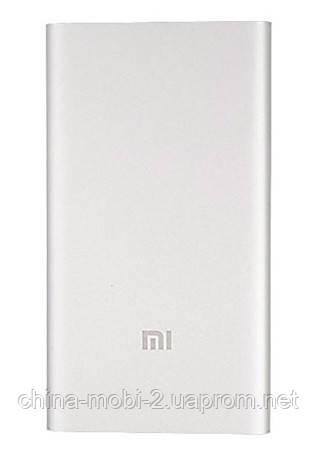 Универсальная батарея Xiaomi Mi power bank 5000mAh Silver, фото 2