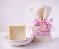 """Подарочный набор №5 """"Мыльница&Nablus"""" розовый, фото 1"""
