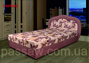 Кровать с подъемным механизмом Барбара (пруж)  1,6