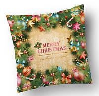 Подушка сувенирная. Подушка  новогодняя. Декоративная подушка. Подушки в подарок сувенирные. Подушка.
