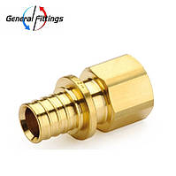 Муфта РВ General Fittings DN 20x3/4""