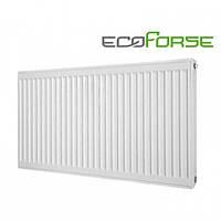 Радиатор стальной ECOFORSE 500*600 Тип 22 (глубина 100 мм)