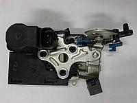 Механизм замка двери задний правый электрический Ланос, 96305420