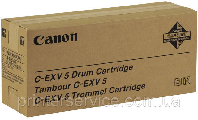 Drum Unit Canon C-EXV5  iR1600/2000/1605/1610/2010