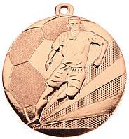 Медаль наградная футбольная «Д112Ф»