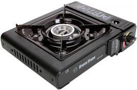 Плита газовая Happy Home BDZ 155 - А (походная на 1 горелку, с минимальным расходом)