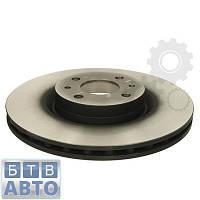 Диск тормозний передній 284мм Fiat Doblo 05- (Maxgear 19-0994), фото 1