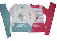 Комплект-двойка для девочки, размеры 98/104-122/128, Emma girl, арт. 7794