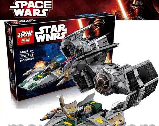 Конструктор Lepin 05030    Star Wars Звёздные войны