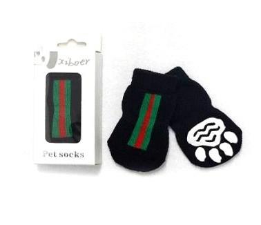 Добаз Носки для собак Гугу PS050 4шт S