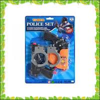 Детский набор полицейского police set