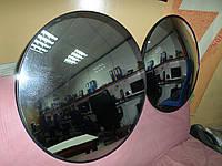 Зеркало обзорное 600 мм. б/у, зеркала противо кражные б у, зеркала безопасности сферические б/у.