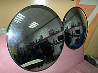 Зеркало обзорное 600 мм. б/у, зеркала противо кражные б у, зеркала безопасности сферические б/у., фото 1