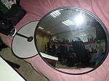 Дзеркало оглядове 600 мм, б/в, дзеркала противо кражные б, сферичні дзеркала безпеки б/у., фото 4
