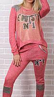 """""""Эгоист"""" брендовый гламурный спортивный костюм Турция XS S M L XL 50 52 54"""