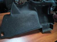 Обшивка багажника правая Skoda Superb 03-08