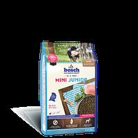 Bosch MINI Junior 3 кг - корм для щенков мелких пород (вес взрослой собаки до 15кг)