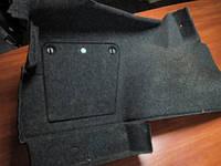 Обшивка багажника левая боковая Skoda Superb 03-08