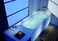 Ванна стальная ROCA - SWING 180Х80 с ручками + Сифон Viega Simplex