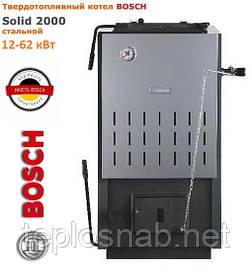 Твердотопливный котел Bosch Solid 2000 B-3 SFU 12 HNS