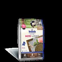 Bosch (Бош) MINI LIGHT 2.5кг - корм для собак маленьких пород, склонных к полноте, и с избыточным весом