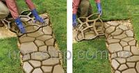 Форма для дорожки 40 на 40, форма для садовой дорожки 40х40, Садовая дорожка купить, Садов 1000297