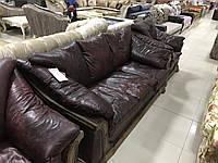 """Классический комплект """"Фирензе"""" диван тройка и 2 кресла"""