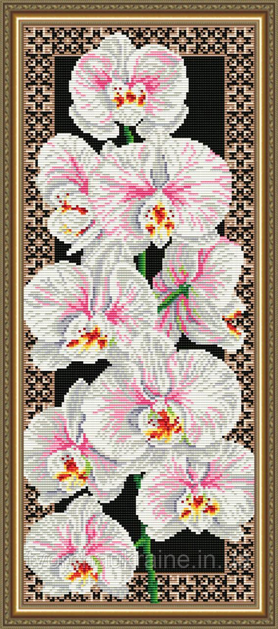 AT3203 Набор для выкладки алмазной техникой «Орхидеи»