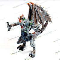 YangGuang Игрушечный дракон, Сине-серый, фото 1