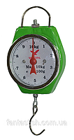 Кантер (10 кг) механические пружинные весы HZT /2-1