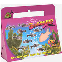 Природа Био Юниор Корм для молодых рыб пластинчастый 100мл 100 мл.