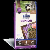 Bosch SENIOR 12.5 кг - полнорационный корм для пожилых собак