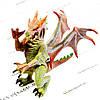 YangGuang Игрушечный дракон, Красно-зеленый