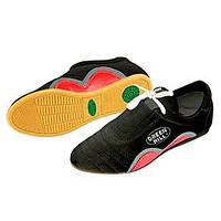 Обувь для таеквондо (степки) черная Green Hill - 39