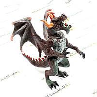 YangGuang Игрушечный дракон, коричневый