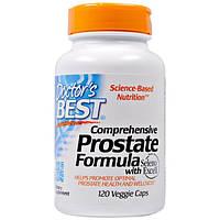 Универсальная формула здоровье простаты Доктор Бест 120 шт.,Лечение простаты и аденомы препаратом