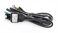Коммутационные провода H4 Bi-Xenon Solar Wire + Relay