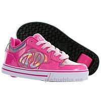 Роликовые кроссовки Motion Heelys розовые  размер 38 (06)