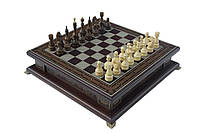 Шахматный Бокс + Нарды 2в1 50х50