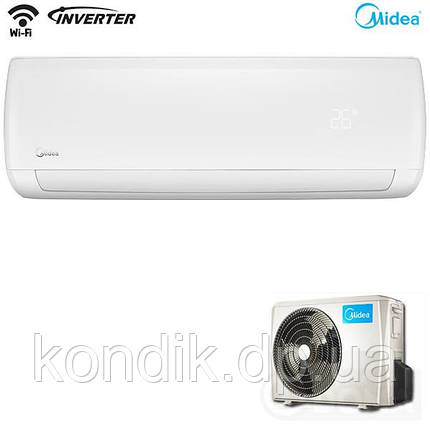 Кондиционер MIDEA Mission Inverter MSMB-09HRFN1-Q ION, фото 2