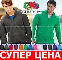 Мусжкой Облегченный свитер на замке SWEAT JACKET 62-160-0