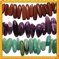 Новое Поступление: Сколы Натурального Камня Брусочками Код 6354 №167-172