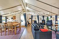 Вагонка деревянная Константиновка сосна, ольха, липа, фото 1
